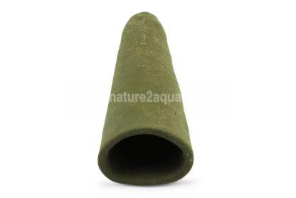 Welshöhle konisch 13cm braun