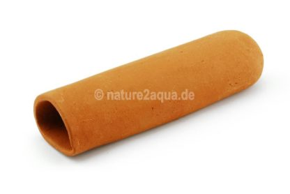 Fronteingangshoehle 3x13 terracotta