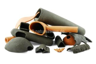 Clay products for aquariums