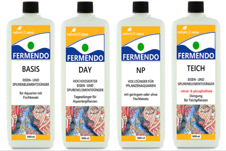 FERMENDO - Water plant fertilizer