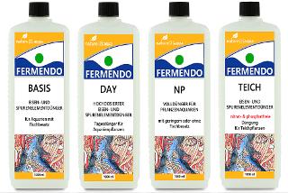 FERMENDO® - Wasserpflanzendünger und Wasserpflege
