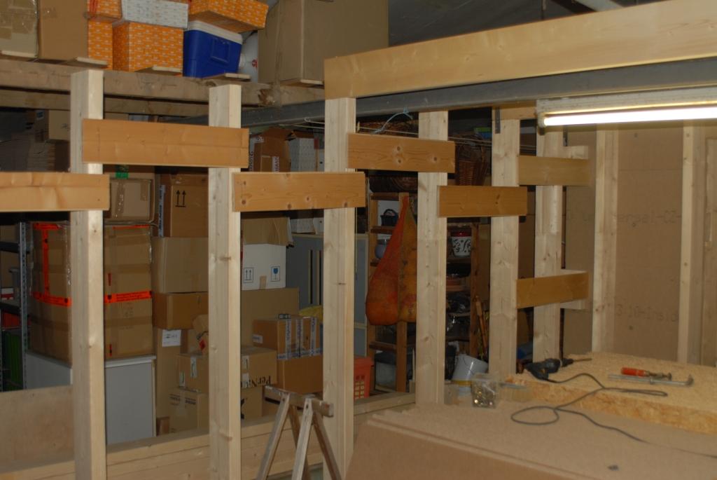 bau des neuen zuchtraums wandaufbau und raumplan nature2aquanature2aqua. Black Bedroom Furniture Sets. Home Design Ideas