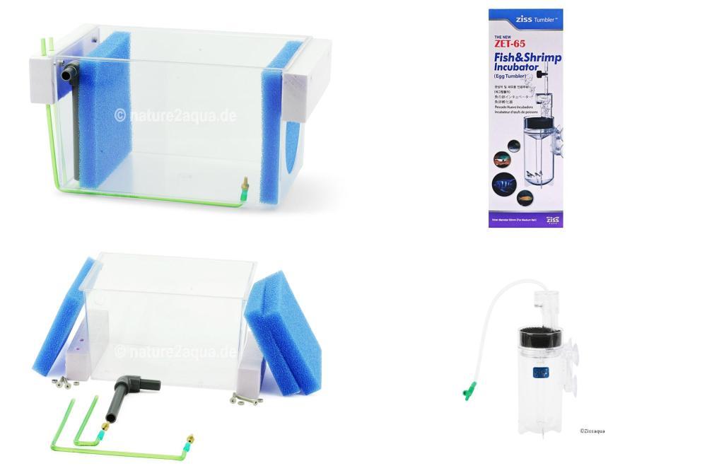 Aufzuchtkästen, EHKs und Inkubatoren