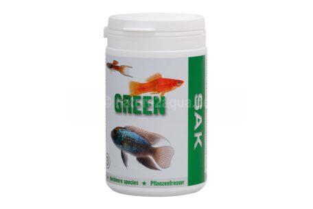 SAK Fischfutter Dose Green