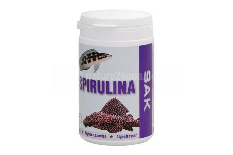 SAK Fischfutter Dose Spirulina