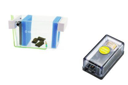 set Aufzuchtkasten klein mit Membranpumpe schego optimal