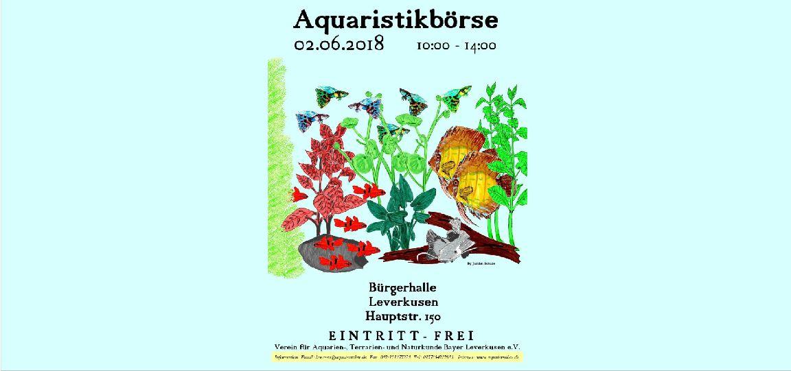 Börsenplakat Aquaristika 2017-06-02 Blogbeitrag