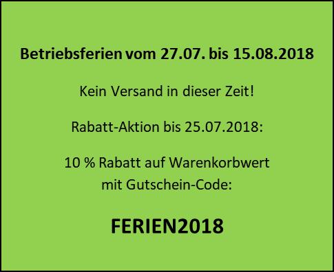 Betriebsferien2018 Rabatt