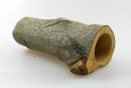 Erlenholzhöhlen 50 mm Ø