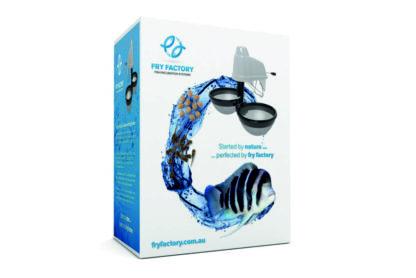 Fry Factory Box Inkubationssystem für Fischeier