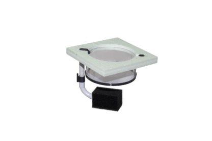 B&H Aufzuchtring quadratisch 150 mm mit Filter