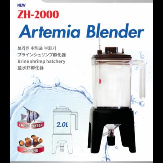ZISS Aqua Artemia Blender ZH-2000 Inkubator Packung