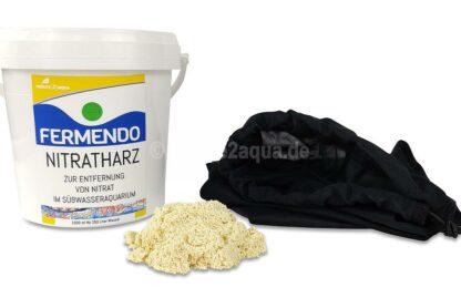 Fermendo Nitratharz zur Entfernung von Nitrat aus dem Süßwasseraquarium mit Beutel