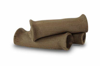 Röhrenstapel Röhrenturm 3 Röhren Garnelen Welse schwarz