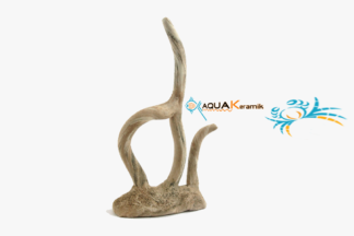 Aquakeramik Garnelenstamm Hydra aus Ton Camouflage