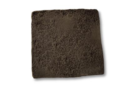AquaKeramik Pflanzplatte quadratisch schwarz 8cm Aquarium