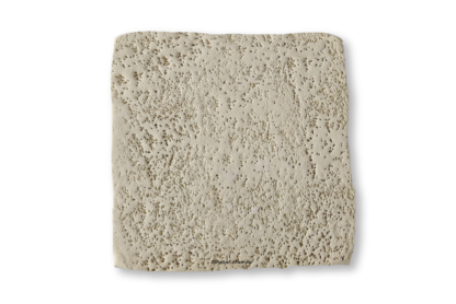 AquaKeramik Pflanzplatte quadratisch weiß 8cm Aquarium