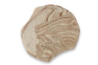 AquaKeramik Pflanzplatte surprise 8cm unregelmäßige Form Aquarium